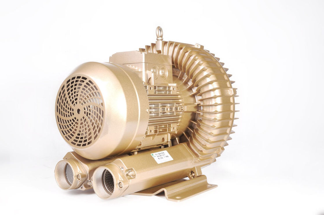 50/60Hz Dual Frequency Ring Air Blower Side Channel 3 Phase Single Stage
