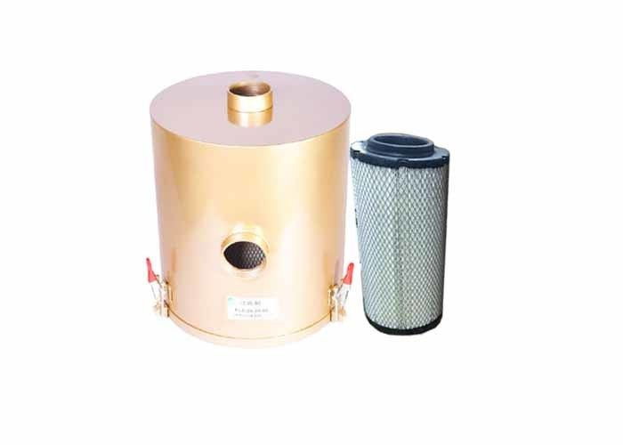 "High Pressure Vacuum Pump Accessories , G2"" Air Blower Vacuum Filtering Barrels"